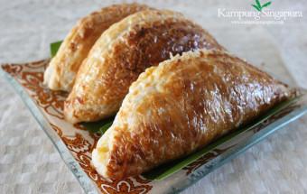 epok epok chicken curry puff recipe